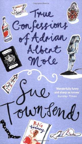The True Confessions Of Adrian Mole - Sue Townsend