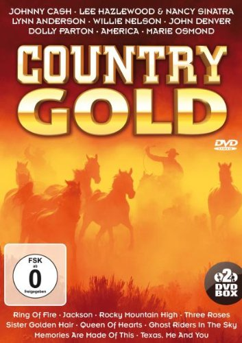 Country Gold [2 DVDs]