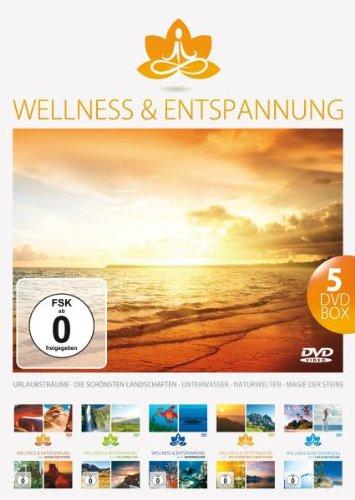 Wellness & Entspannung [5 DVDs]