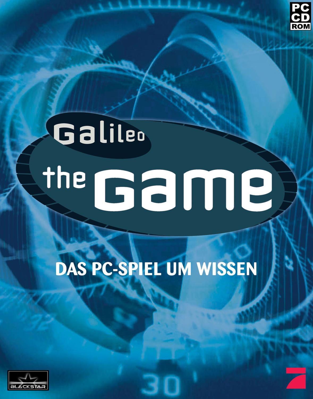 Galileo: The Game - Das PC-Spiel um Wissen