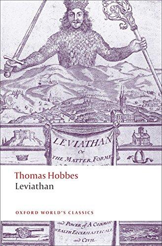 Leviathan (Oxford World´s Classics) - Thomas Hobbes