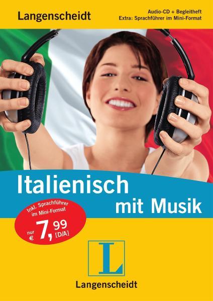 Langenscheidt Italienisch mit Musik. Audio-CD m...