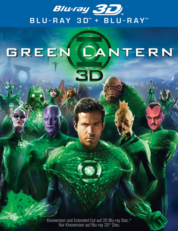 Green Lantern [2D + 3D-Version]