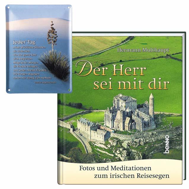Der Herr sei mit dir: Fotos und Meditationen zu...
