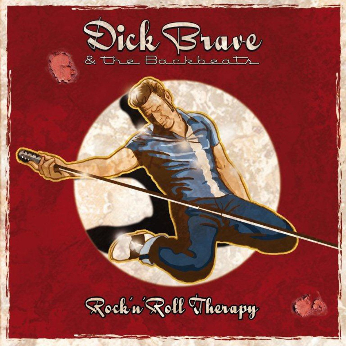Dick Brave & The Backbeats - Rock´n´ Roll Thera...