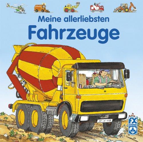 Meine allerliebsten Fahrzeuge - Kerstin M. Schuld