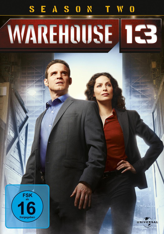 Warehouse 13 - Season 2 [3 DVDs]