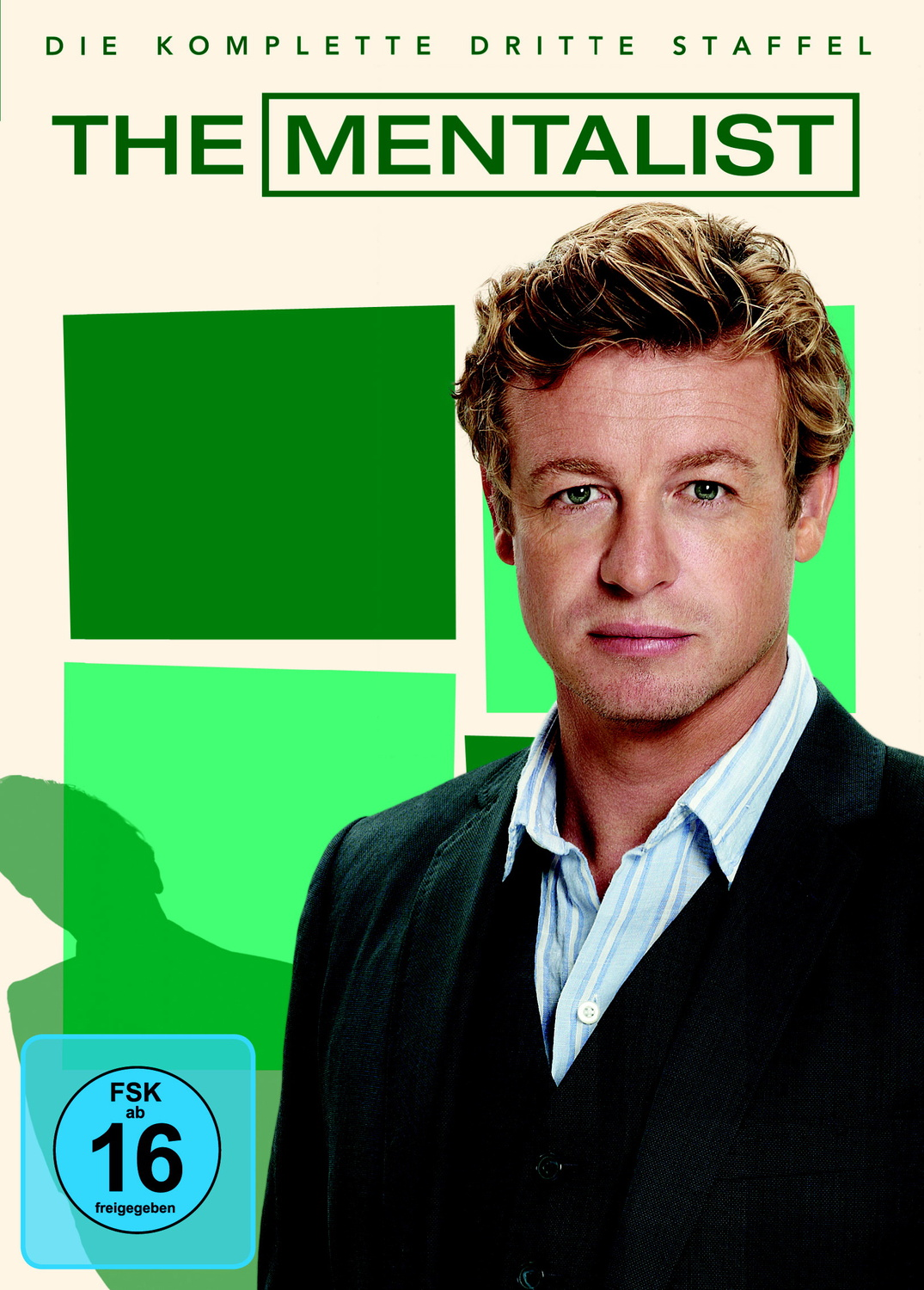 The Mentalist - Staffel 3 [5 DVDs]
