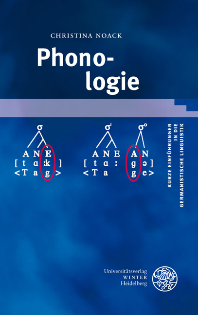Phonologie - Christina Noack