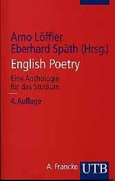English Poetry: Eine Anthologie für das Studium (Uni-Taschenbücher S)