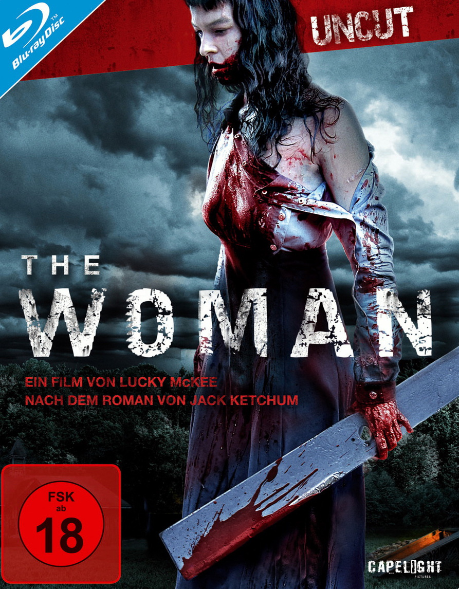 The Woman [Limited Steelbook Edition]