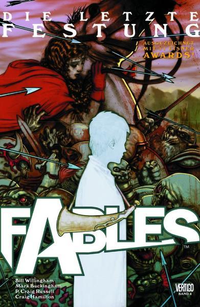 Fables, Bd. 4: Die letzte Festung - Bill Willingham
