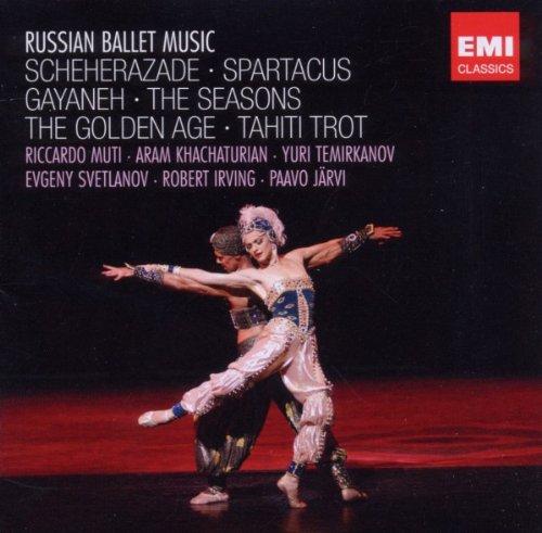 Muti - Ballet ed:Russian Ballet Music
