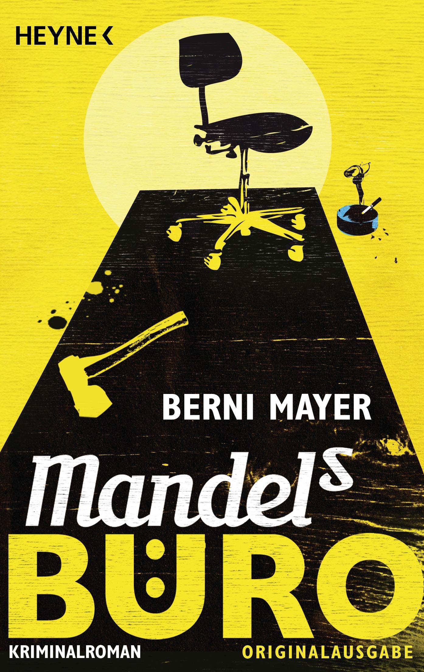 Mandels Büro: Roman - Berni Mayer