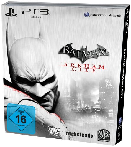 Batman: Arkham City [Steelbook Edition]