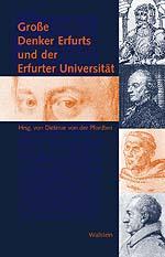 Große Denker Erfurts und der Erfurter Universit...
