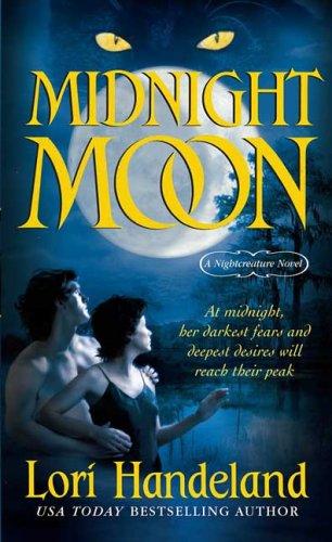 Midnight Moon (Night Creature Novels) - Lori Ha...