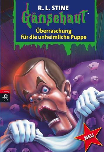 Gänsehaut - Band 68: Überraschung für die unheimliche Puppe - R. L. Stine