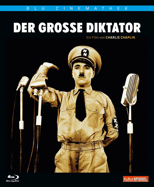 Blu Cinemathek: Charlie Chaplin - Der große Dik...