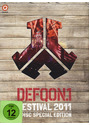 Various Artists - Defqon.1 [Special Edition, Blu-Ray + DVD + CD]