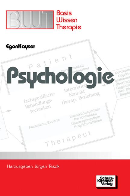 Psychologie - Egon Kayser