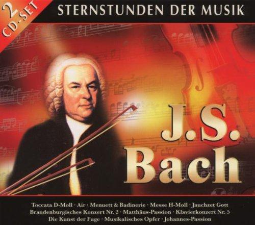 Various - Sternstunden der Musik: Bach