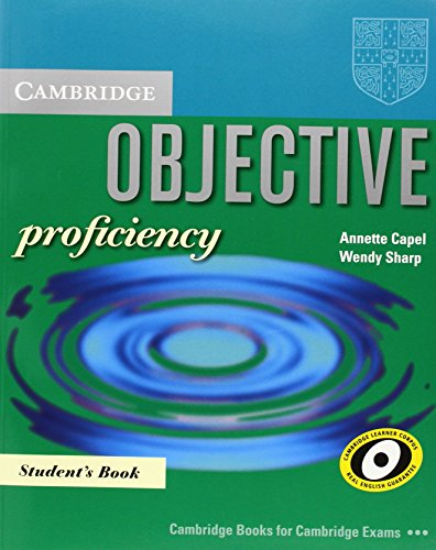 Objective Proficiency (Cambridge Books for Camb...