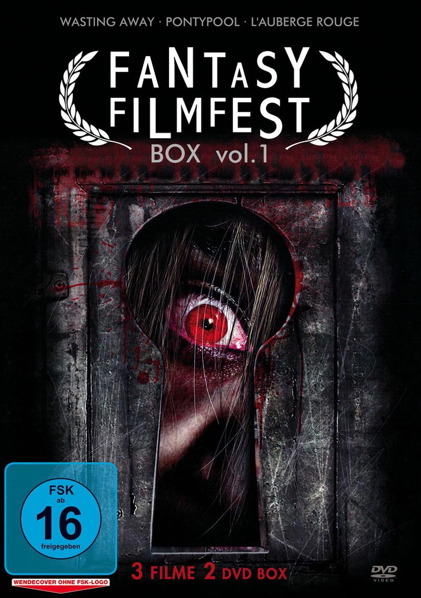 Phantastische Film Box - Teil 1 [2 DVDs]