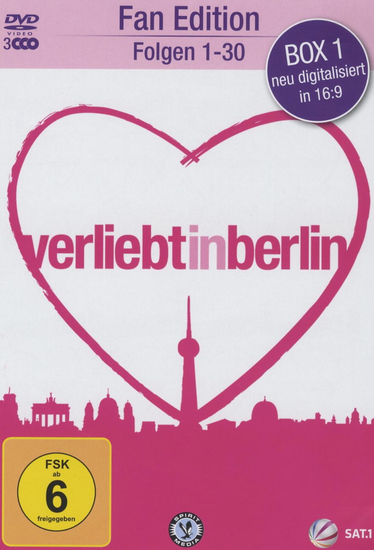 Verliebt in Berlin - Fan Edition Box 1 [3 DVDs]