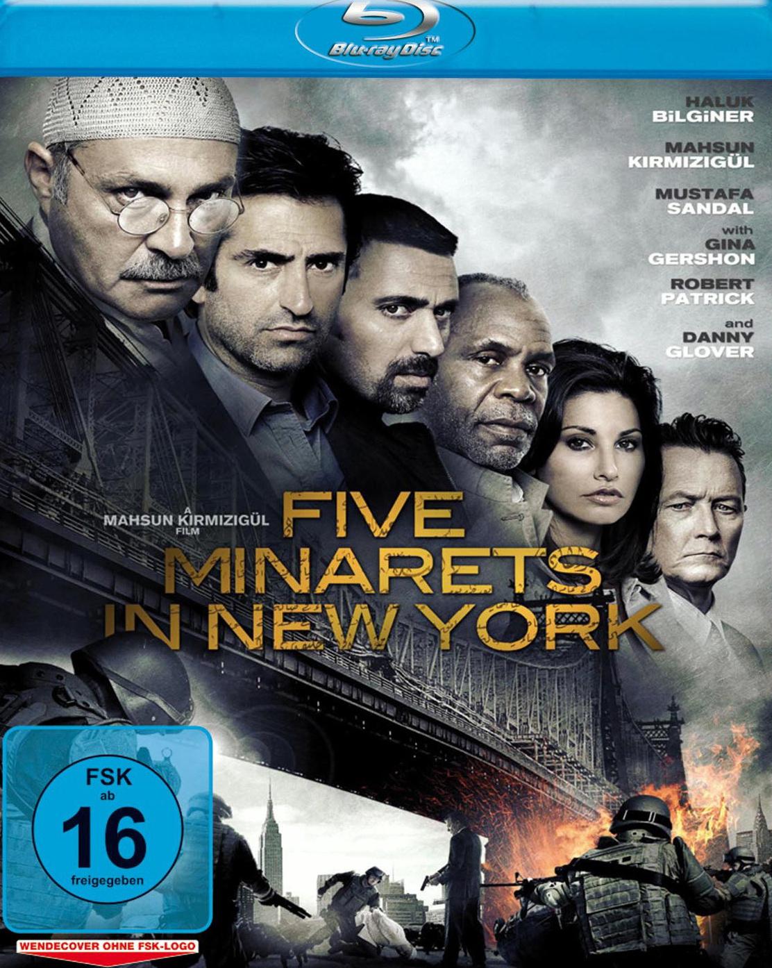 Fünf Minarette in New York [inkl. türkische Kinofassung]