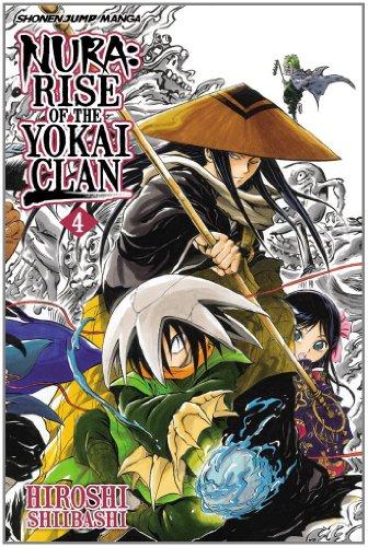 Nura: Rise of the Yokai Clan, Vol. 4 - hiroshi ...