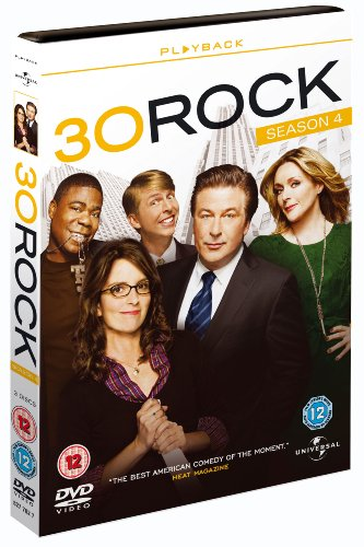 30 Rock - Series 4 - Complete [3 DVDs] [UK Import]