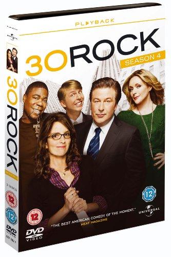 30 Rock - Series 4 - Complete [3 DVDs] [UK Import]