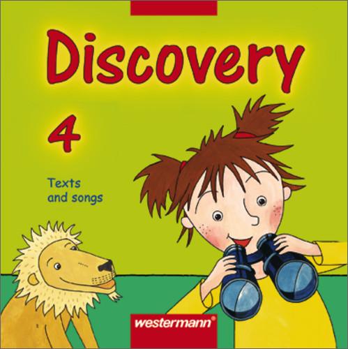Discovery. Englisch entdecken durch Sprechen, Handeln und Experimentieren: Discovery 4. CD - Melanie Behrendt