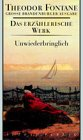 Das erzählerische Werk. Grosse Brandenburger Ausgabe: Das erzählerische Werk 13. Unwiederbringlich: BD 13 - Theodor Font