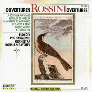 R. Raichev - Ouvertüren/Wilhelm Tell/+