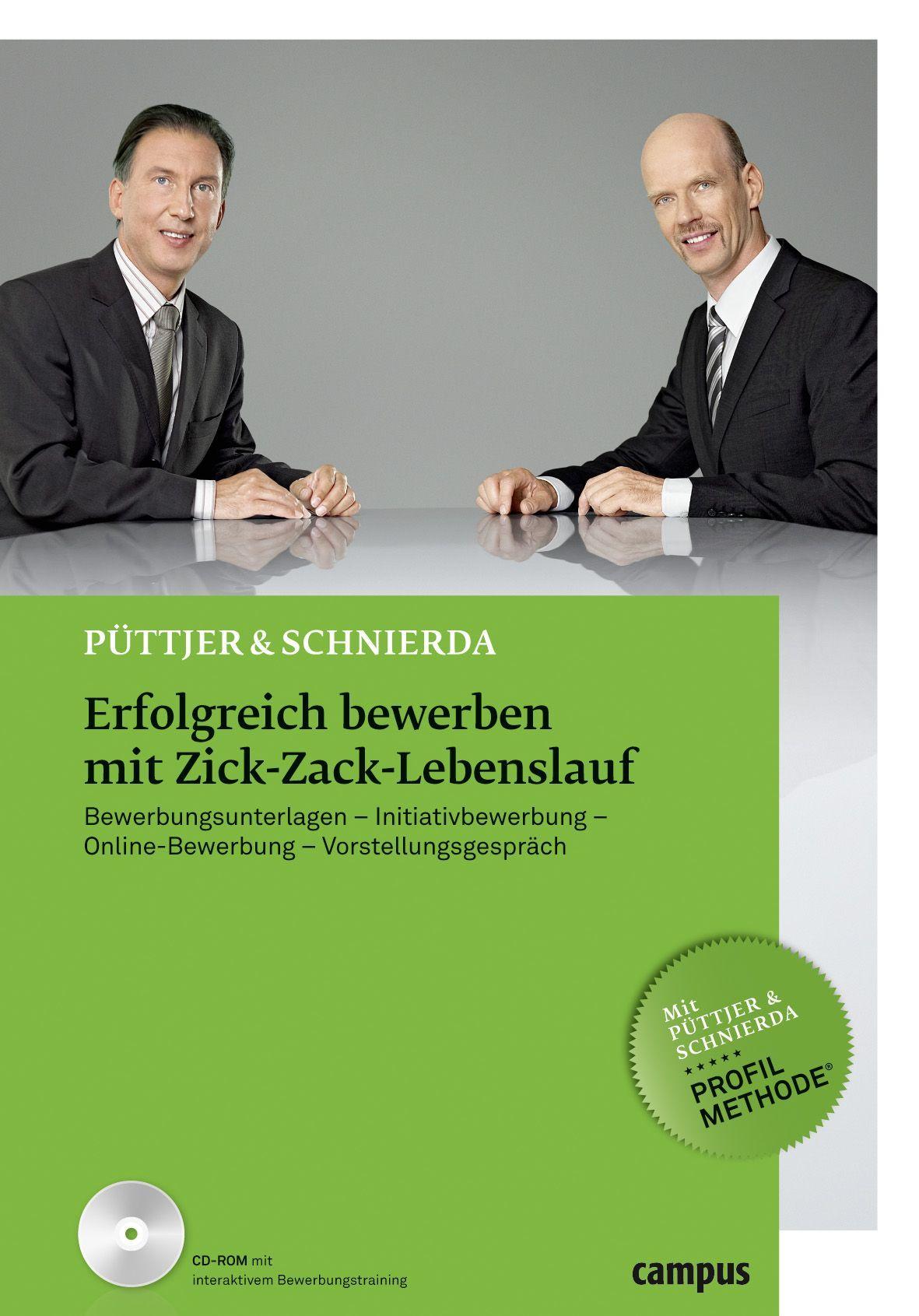 Erfolgreich bewerben mit Zick-Zack-Lebenslauf: ...