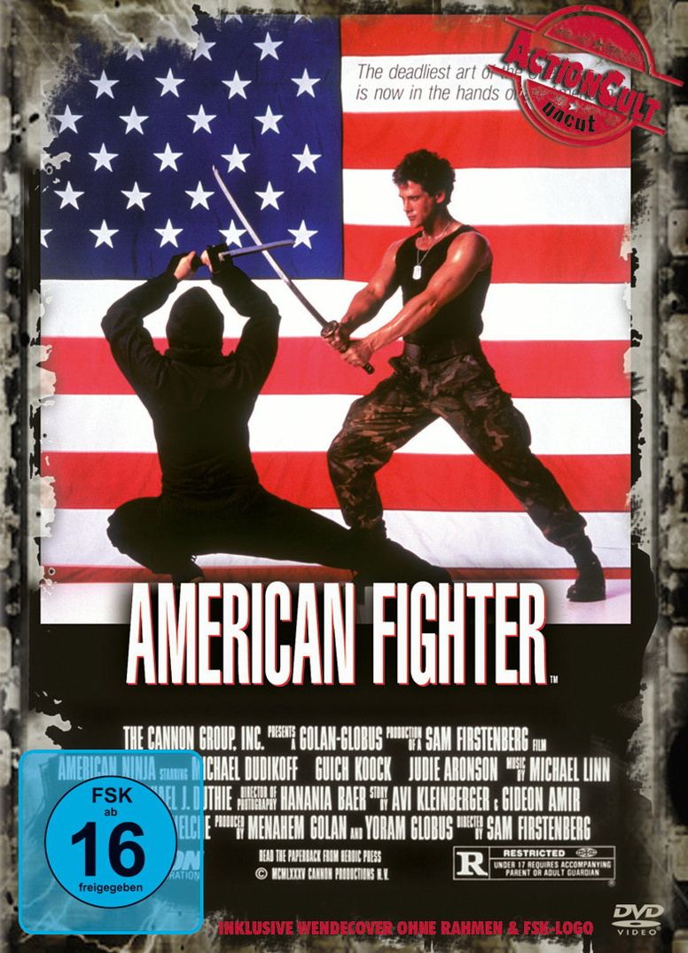 American Fighter [Uncut]