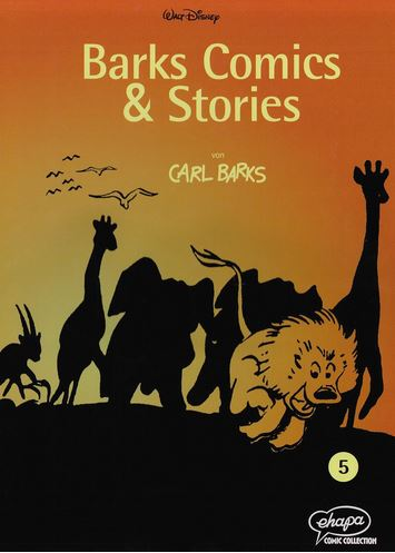 Barks Comics and Stories 05: (Band 13 - 15) - Walt Disney