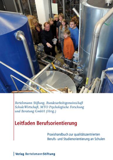 Leitfaden Berufsorientierung: Praxishandbuch zur qualitätszentrierten Berufs- und Studienorientierung an Schulen - Karsten Hammer