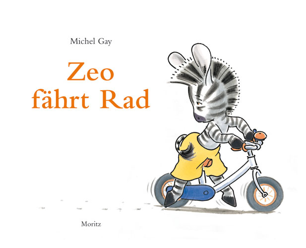 Zeo fährt Rad - Michel Gay