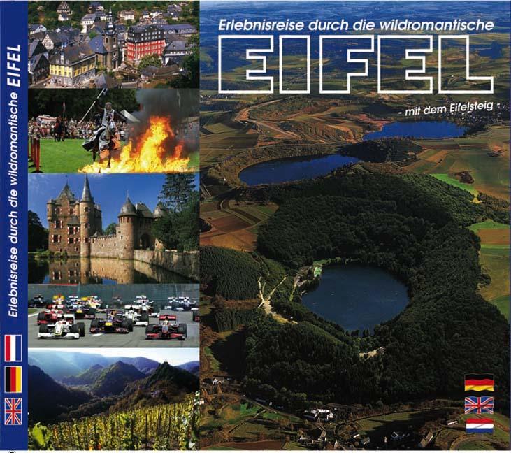 Die Eifel im Farbbild / Colourful Eifel - Hrsg....
