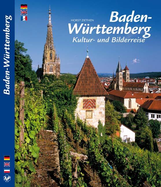 Baden-Württemberg im Farbbild - Texte in Deutsc...