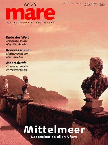 mare - Die Zeitschrift der Meere 25/2001: Mitte...