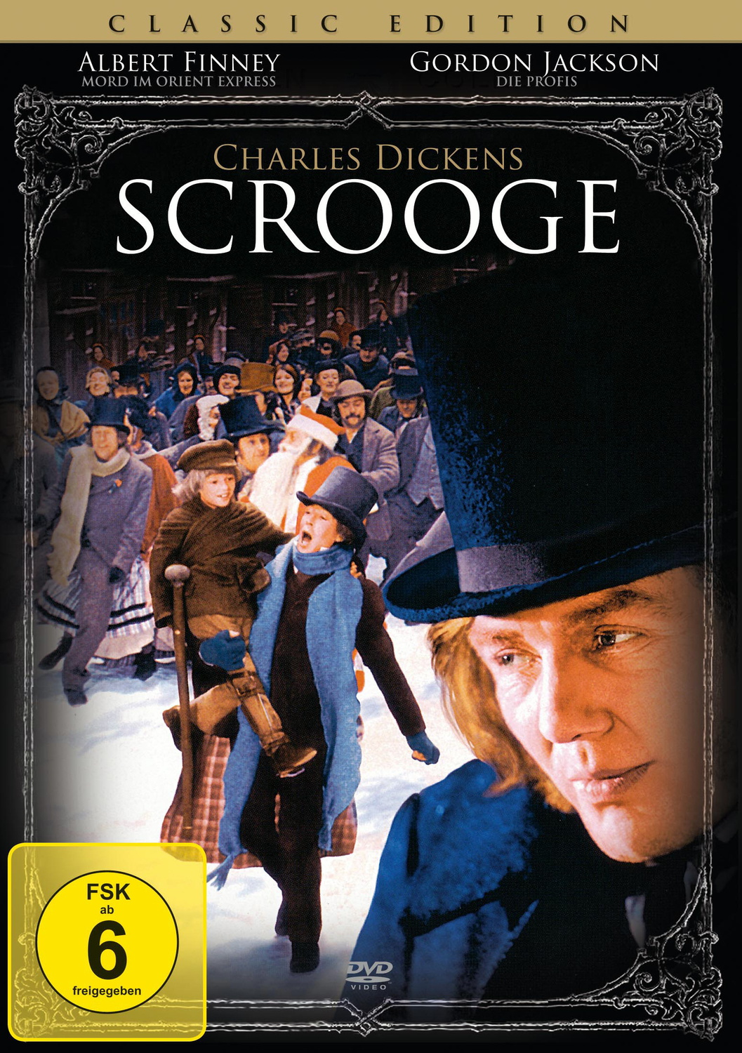 Charles Dickens - Scrooge [Classic Edition]