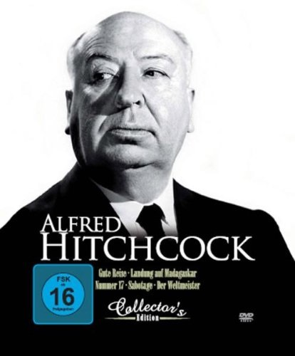 Alfred Hitchcock [2 DVDs, Collector´s Edition]