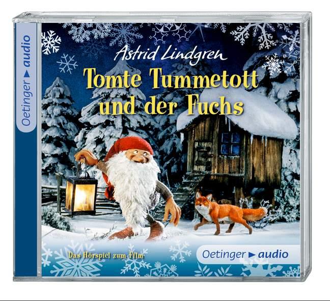 Tomte Tummetott und der Fuchs: Filmhörspiel - Astrid Lindgren
