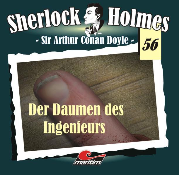 Sherlock Holmes 56: Der Daumen des Ingenieurs -...