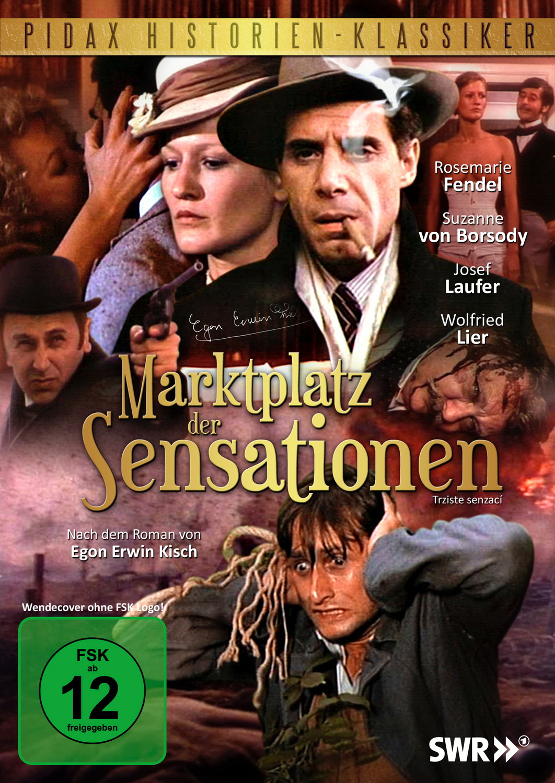 Pidax Historien-Klassiker: Marktplatz der Sensa...