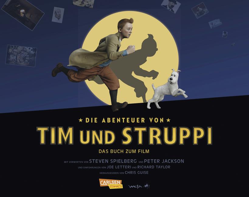 Die Abenteuer von Tim und Struppi: Das Buch zum Film - Chris Guise